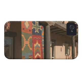 USA, New Mexico, Taos: Navaho Rug Gallery Kit iPhone 4 Cover