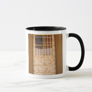 USA, New Mexico, Taos: Taos Indian Pueblo Mug