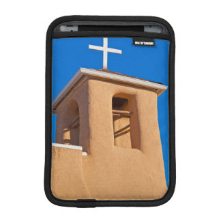 USA, New Mexico. Top Rancho De Taos iPad Mini Sleeve