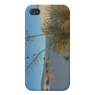 USA, New Mexico, White Sands National 3 Cover For iPhone 4