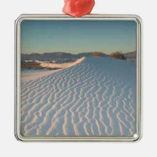USA, New Mexico, White Sands National Christmas Ornament