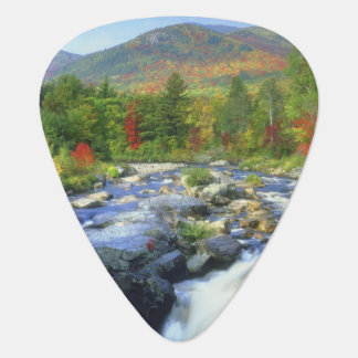 USA, New York. A waterfall in the Adirondack Plectrum