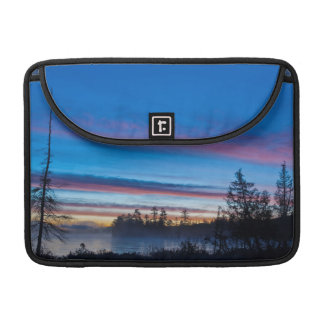 USA, New York, Adirondack Mountains Sleeve For MacBook Pro