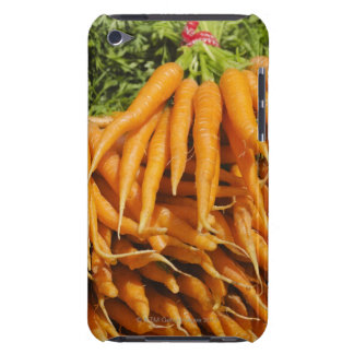 USA, New York City, Carrots for sale 2 Case-Mate iPod Touch Case