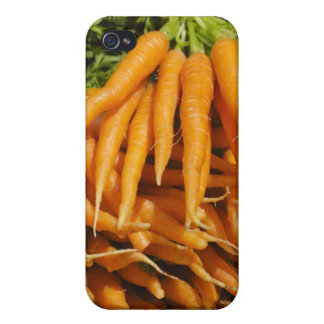 USA, New York City, Carrots for sale 2 iPhone 4 Case
