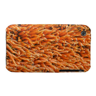 USA, New York City, Carrots for sale iPhone 3 Cases