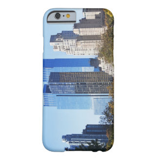USA, New York City, Central Park with skyline Barely There iPhone 6 Case