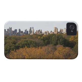 USA, New York City, Manhattan skyline from iPhone 4 Case-Mate Case
