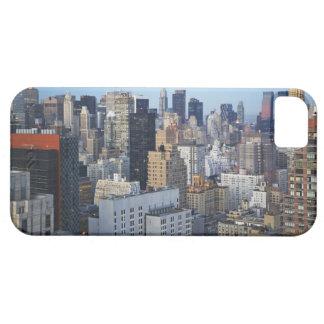 USA, New York City, Manhattan skyline iPhone 5 Cover