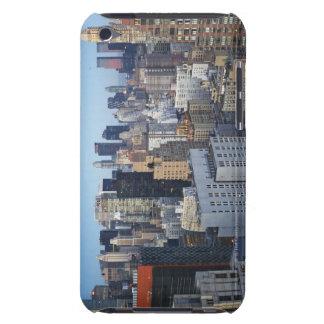 USA, New York City, Manhattan skyline iPod Touch Case-Mate Case