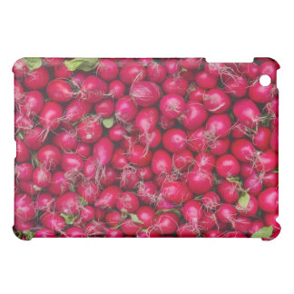 USA, New York City, Radishes for sale Cover For The iPad Mini