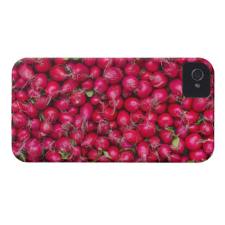 USA, New York City, Radishes for sale iPhone 4 Case