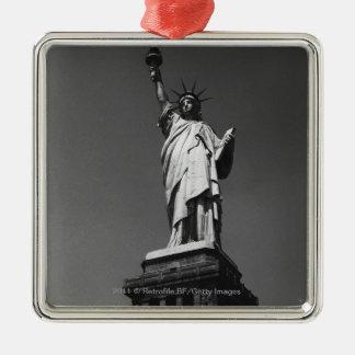 USA New York City Statue of Liberty Christmas Ornament
