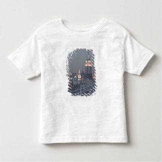 USA, New York City, View of Manhattan Bridge, Shirts