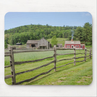 USA, New York, Cooperstown, Farmers' Museum Mouse Mat