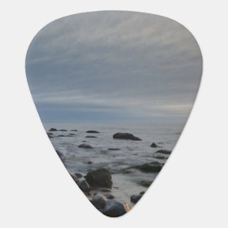 USA, New York, East Hampton. Montauk Point Guitar Pick