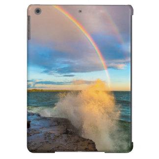 USA, New York, Lake Ontario, Clark's Point iPad Air Cases