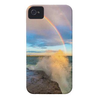 USA, New York, Lake Ontario, Clark's Point iPhone 4 Cases