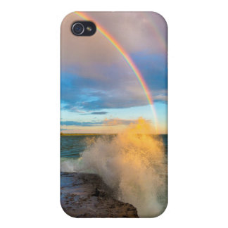 USA, New York, Lake Ontario, Clark's Point Cases For iPhone 4