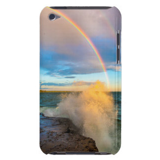 USA, New York, Lake Ontario, Clark's Point iPod Touch Covers