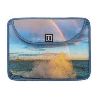 USA, New York, Lake Ontario, Clark's Point MacBook Pro Sleeve