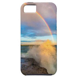 USA, New York, Lake Ontario, Clark's Point Tough iPhone 5 Case