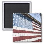 USA, New York, Long Island, The Hamptons. Refrigerator Magnet