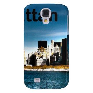 USA New York Manhattan (St.K) Galaxy S4 Case
