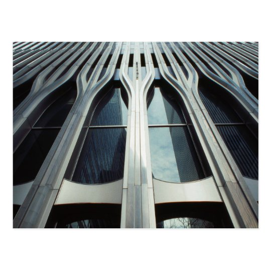 USA, New York, Manhattan, World Trade Centre Postcard