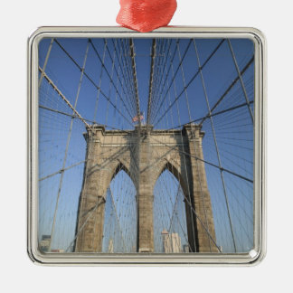 USA, New York, New York City, Brooklyn: Christmas Ornament