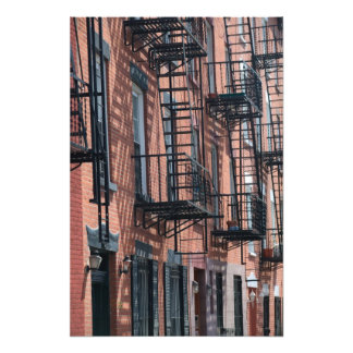 USA, New York, New York City, Brooklyn: Cobble Photographic Print
