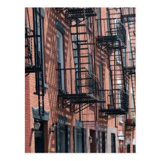 USA New York New York City Brooklyn Cobble Postcard