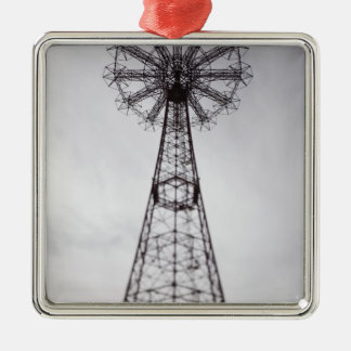 USA, New York, New York City, Brooklyn: Coney Christmas Ornament