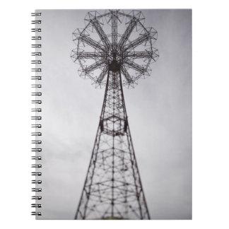 USA, New York, New York City, Brooklyn: Coney Notebook