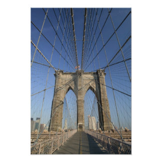 USA, New York, New York City, Brooklyn: Poster