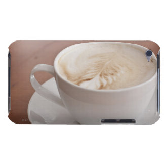 USA, New York, New York City, Cappuccino iPod Touch Cover