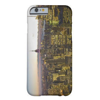 USA, New York, New York City, Cityscape at dusk 2 Barely There iPhone 6 Case