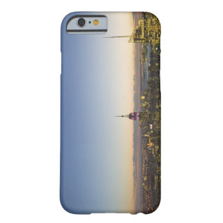 USA, New York, New York City, Cityscape at dusk Barely There iPhone 6 Case