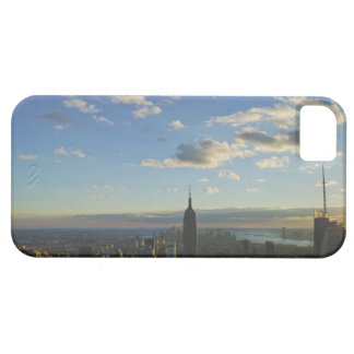 USA, New York, New York City, Cityscape at iPhone 5 Cover