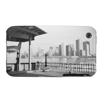 USA, NEW YORK: New York City Lower Manhattan iPhone 3 Case-Mate Case
