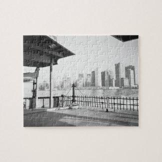 USA, NEW YORK: New York City Lower Manhattan Jigsaw Puzzle