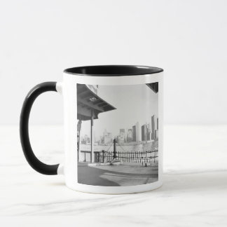 USA, NEW YORK: New York City Lower Manhattan Mug