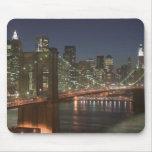 USA, New York, New York City, Manhattan: 10 Mouse Pads