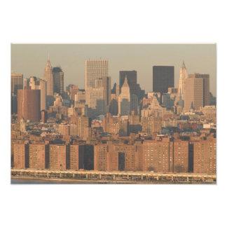USA, New York, New York City, Manhattan: 10 Photo Print
