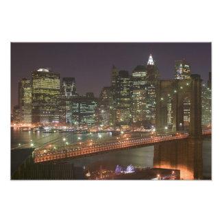 USA New York New York City Manhattan 11 Photographic Print