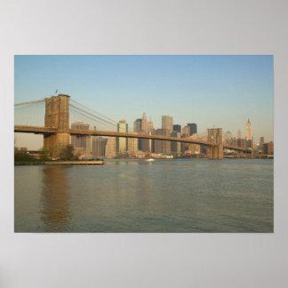 USA, New York, New York City, Manhattan: 13 Poster
