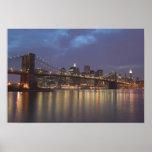 USA, New York, New York City, Manhattan: 14 Poster