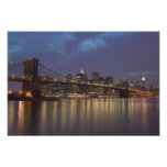 USA, New York, New York City, Manhattan: 14 Print