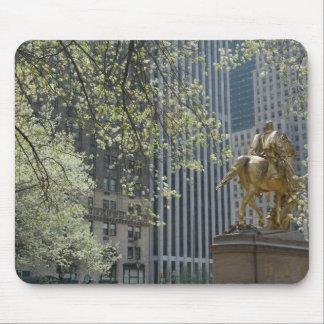 USA, New York, New York City, Manhattan: 16 Mouse Mat