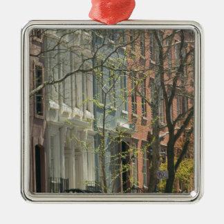 USA, New York, New York City, Manhattan: 20 Christmas Ornament